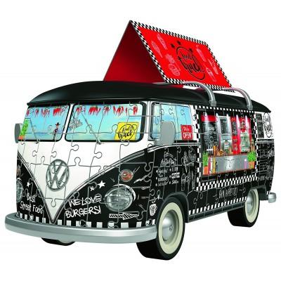 Ravensburger 3D Puzzle Volkswagen T1 Food Truck 162 Teile