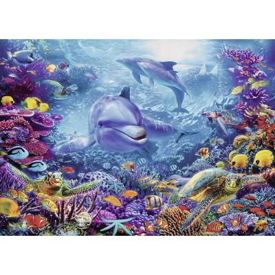 Ravensburger magnifique monde sous-marin Jigsaw Puzzle
