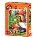 Puzzle  Art-Puzzle-4493