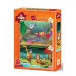 Puzzle  Art-Puzzle-4494