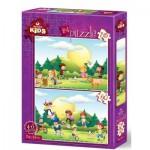 Puzzle  Art-Puzzle-4497