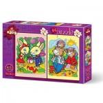 Puzzle  Art-Puzzle-4498
