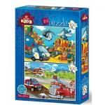 Puzzle  Art-Puzzle-4516
