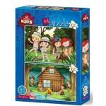 Puzzle  Art-Puzzle-4519
