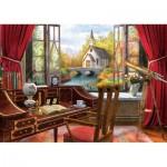 Puzzle  Art-Puzzle-5074