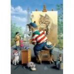 Puzzle  Art-Puzzle-5087