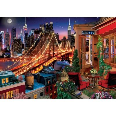 Puzzle Art-Puzzle-5376 Terrace Brooklyn