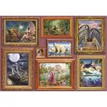 Puzzle  Bluebird-Puzzle-70261-P