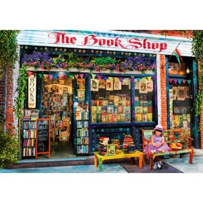 Puzzle Bluebird-Puzzle-70327-P The Bookshop Kids