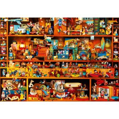 Puzzle Bluebird-Puzzle-70345-P Toys Tale