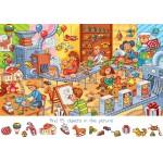 Puzzle  Bluebird-Puzzle-70350
