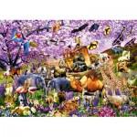 Puzzle  Bluebird-Puzzle-70495-P