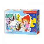 Puzzle  Castorland-015030