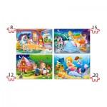 Puzzle  Castorland-041008