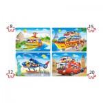 Puzzle  Castorland-041015