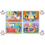 Puzzle  Castorland-041022