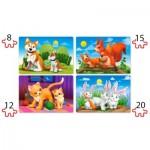 Puzzle  Castorland-041046