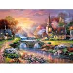 Puzzle  Castorland-300419