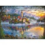 Puzzle  Castorland-300495