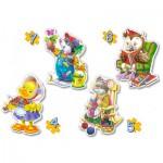 Puzzle  Castorland-4102-04225