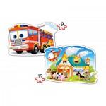 Puzzle  Castorland-B-020058
