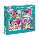 Puzzle  Clementoni-07715