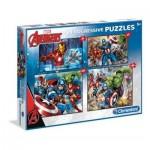 Puzzle  Clementoni-07722