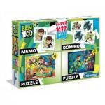 Puzzle  Clementoni-08218