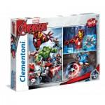 Puzzle  Clementoni-25203