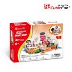 Puzzle  Cubic-Fun-P627H