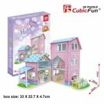 Puzzle  Cubic-Fun-P689h