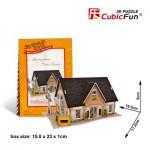 Puzzle  Cubic-Fun-W3126H