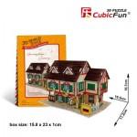 Puzzle  Cubic-Fun-W3127H