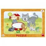 Puzzle  Dino-30131