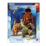 Puzzle  Dino-32216