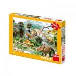 Puzzle  Dino-34343