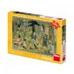 Puzzle  Dino-34348
