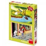 Puzzle  Dino-38158