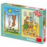 Puzzle  Dino-38159