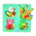 Puzzle  Djeco-01048
