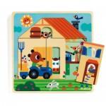 Puzzle  Djeco-01486