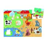 Puzzle  Djeco-07117