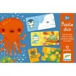 Puzzle  Djeco-08156