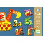 Puzzle  Djeco-08170