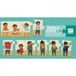 Puzzle  Djeco-08178