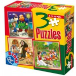 Puzzle  Dtoys-50922-BS-08