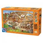 Puzzle  Dtoys-61218-CC10-(74676)