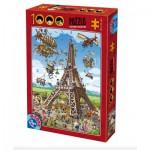 Puzzle  Dtoys-61218-CC11-(74683)