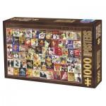 Puzzle  Dtoys-67555-VP12