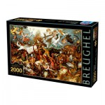 Puzzle  Dtoys-72900-BR02-(72900)